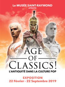 Age of Classics! Antiquity in pop culture