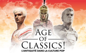Age of Classics ! L'Antiquité dans la culture pop
